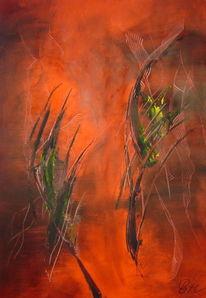 Malerei, Abstrakt, Sinn