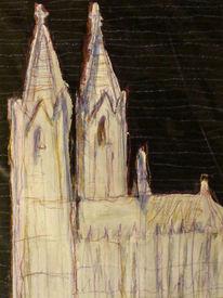 Köln, Malerei, Landschaft, 2014