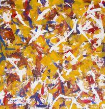 Malerei, Musik, Abstrakt, 2017