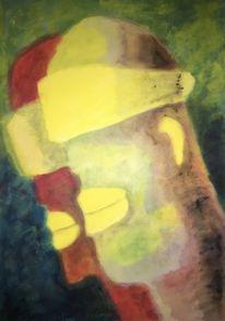 Malerei, Politik, Menschen