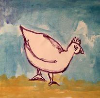 Skizze, Tiere, Malerei, Geselschaft
