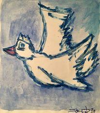 Malerei, Skizze, Tiere, Geselschaft