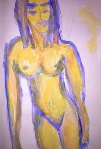 Menschen, Figural, Malerei