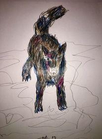 Politik, Tiere, Malerei, Menschen