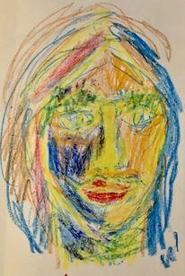 Figural, Menschen, Skizze, Zeichnungen