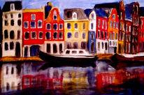 Landschaft, Malerei, Amsterdam