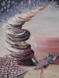 Zerstörung, Begierde, Einfangen, Kraft