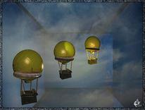 Ballon, Freiheit, Arbeiten,