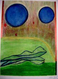 Malerei, Sinn, Hingabe, Devotion
