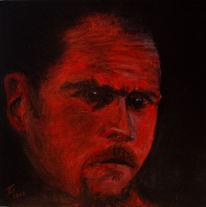 Figural, Malerei, Teufel