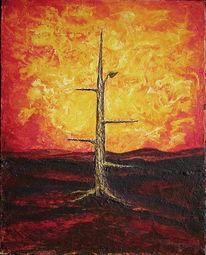 Hoffnung, Malerei, Symbol, Symbolik