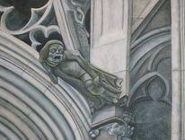 Lautlos, Malerei, München, Figural