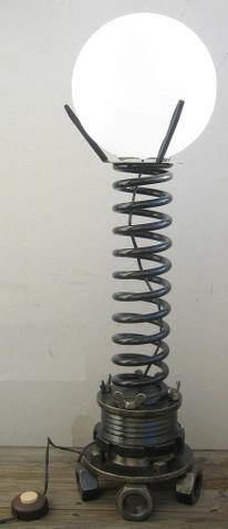 Feder, Design, Lampe
