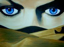 Surreal, Malerei, Blick
