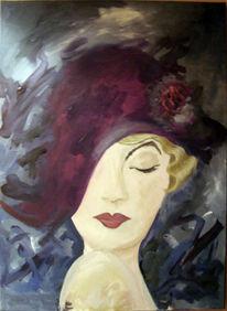 Introvertiert, Hut, Geheimnisvoll, Weiblich