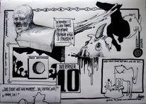 Atwork, Malen, Zeichnen, 2013