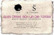 Einladung, Synafae, 2013, Stefan stüber