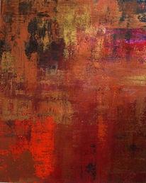 Farben, Struktur, Gemälde, Abstrakt