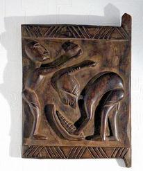 Holz, Westafrika, Mali, Fotografie