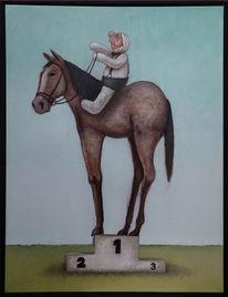 Pferde, Redewendung, Eingebildet, Arrogant
