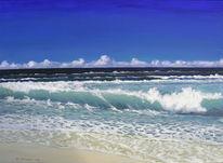 Meer, Welle, Brandung, Strand