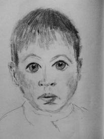 Zeichnungen, Augen