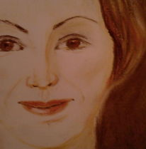 Zeichnungen, Portrait, Nett, Sein