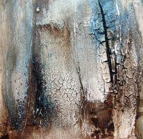 Abstrakt, Schicht, Malerei