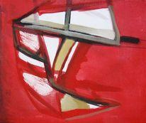 Ölmalerei, Abstrakter expressionismus, Farben, Malerei