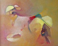 Abstrakter expressionismus, Malerei, Traum