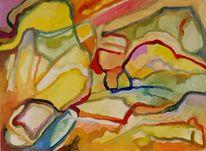 Disponibil, Malerei