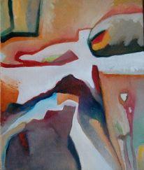 Kraft, Romanze, Licht, Abstrakter expressionismus