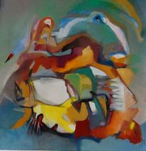 Ölmalerei, Romanze, Disponibil, Impressionismus