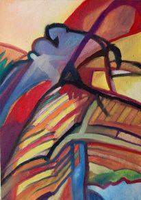 Abstrakter expressionismus, Malerei