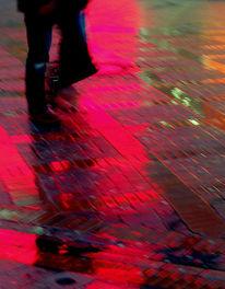 Landschaft, Menschen, Fotografie, Rot