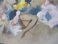 Malerei, Teil, Annäherung