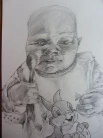 Zeichnungen, Hase