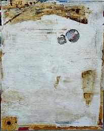 Beige, Braun, Malerei, Kreis