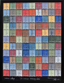 Postmodern, Modern art, Container, Ak schmelzer