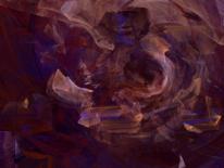 Leichtigkeit, Fraktalkunst, Rose, Kristall