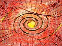 Abstrakt, Dynamik, Overlap, Spirale
