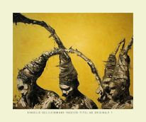 Malerei, Aborigines,