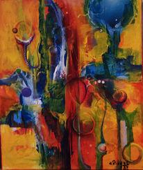 Farben, Pastellmalerei, Wahrheit, Kommunikation