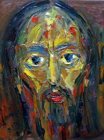 Malerei, Jesus
