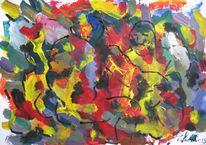 Malerei, Kampf