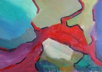 Malerei, Abstrakt, Zweifel