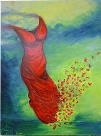 Schmetterling, Leidenschaft, Rot, Schnecke