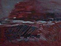 Ebbe, Flut, Nordsee, Malerei