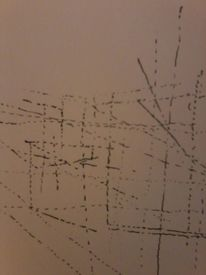 Linie, Richtung, Bewegung, Zeichnungen