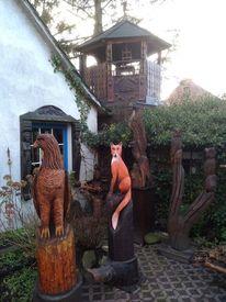 Glockengasse, Uricum, Wangerland, Kunsthandwerk